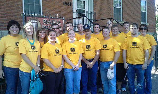 John Deere Volunteer Group