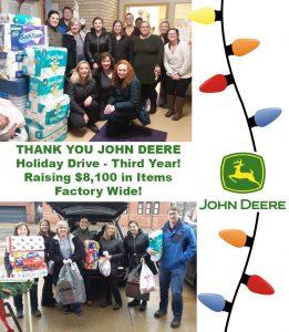 John Deere Fundraising