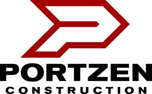 Portzen Construction Logo